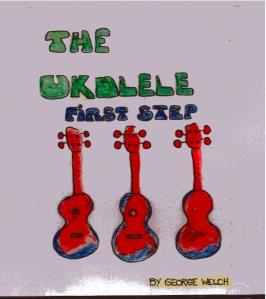 Ukulele First Step CD Cover