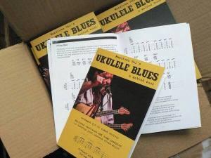 Manitoba Hal Blues Uke Book
