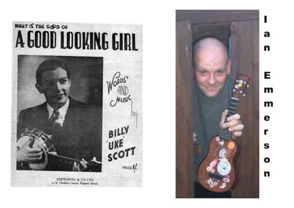 "Billy ""Uke"" Scott and Ian Emmerson"