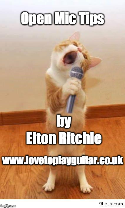 2015-09-13 Cat microphone open mic tips elton ritchie