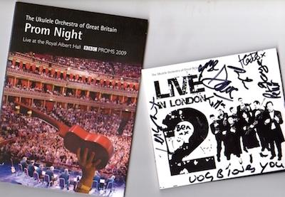 Raffle Prizes UOGB DVD + CD 400x277